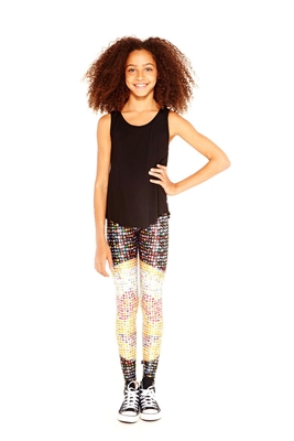Terez Girls Emoji 3.0 Leggings