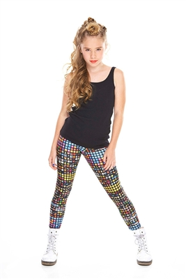 Terez - Girls Emoji Leggings