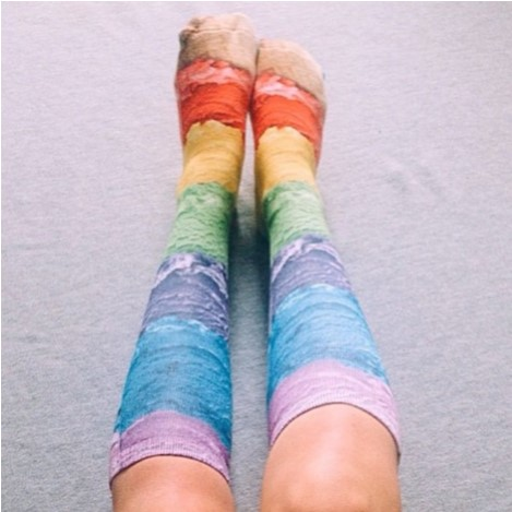Living Royal - Ice Cream Knee High Socks