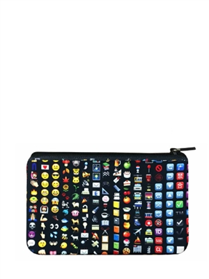 Terez Emoji Large Makeup Case