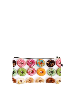 Terez Donuts Small Makeup Case
