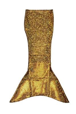Hampton Mermaid Gold Swimmable Mermaid Tail
